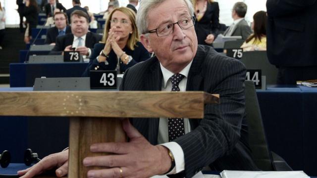 Ле Пен: Юнкер должен