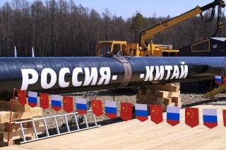Путин: РФ и КНР расширят