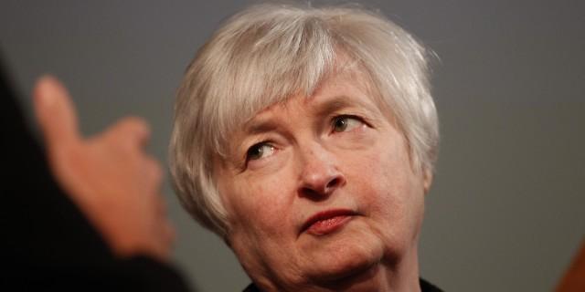 Йеллен поддержала QE
