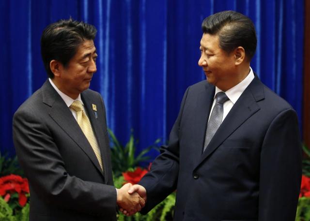 Китай и Япония: первые
