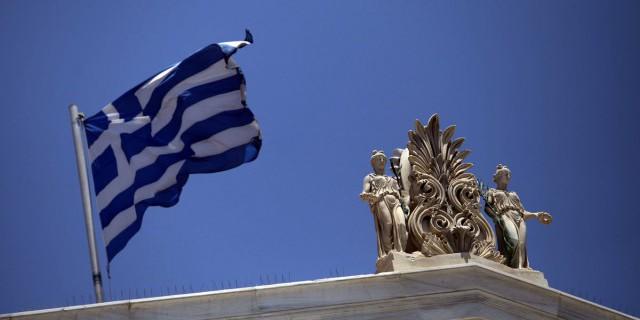 В Греции продолжается