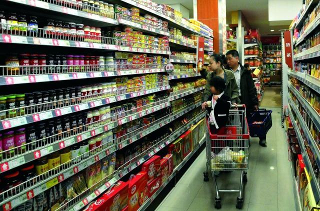 Темпы инфляции в Китае в