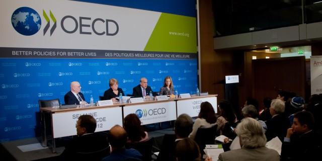 Показатели ОЭСР