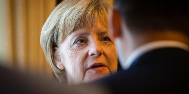Меркель: для воздействия