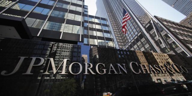 Почему JPMorgan