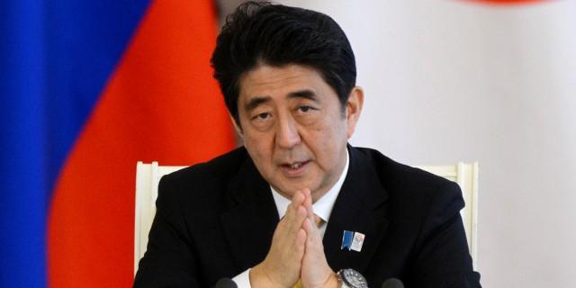 Абэ распустит парламент