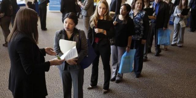 Рынок труда США.