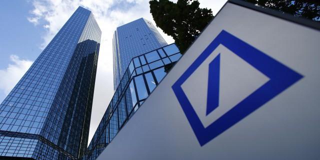 Deutsche Bank ожидает