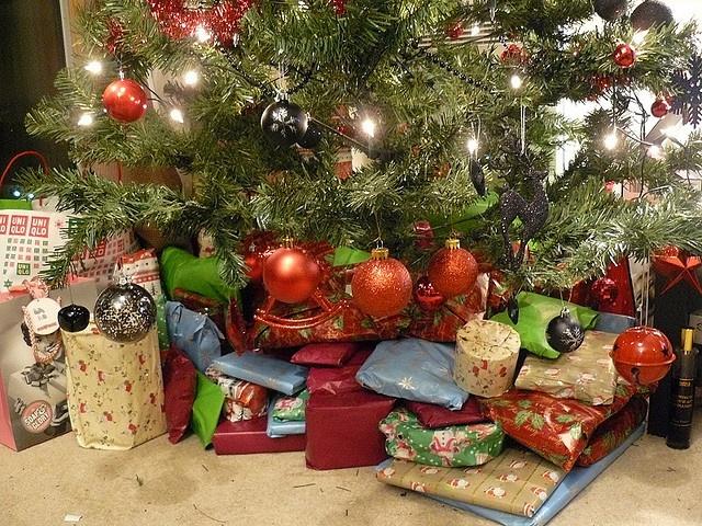 Новогодние подарки: как