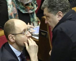 Украина ожидает падения