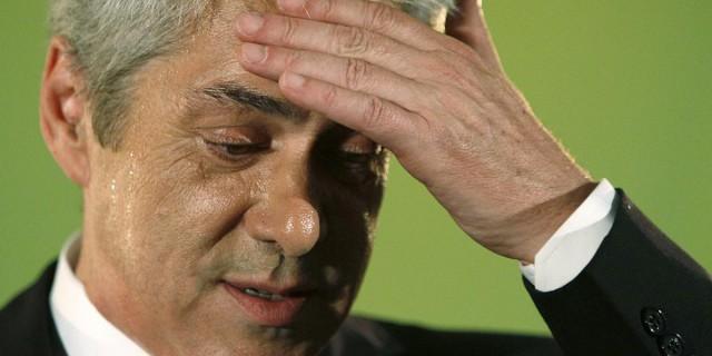 Экс-премьер Португалии