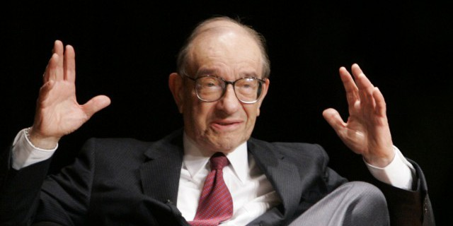 Головоломка Гринспена