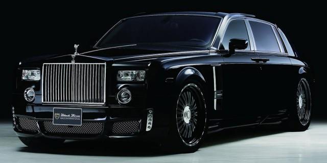 Rolls Royce отмечает