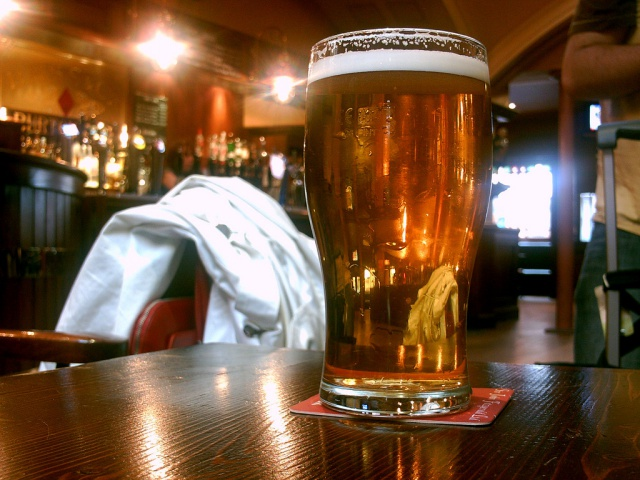 Пиво vs  quot;грязная