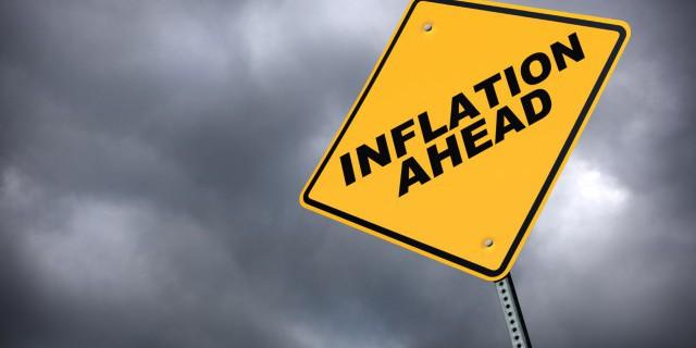 Инфляция в России к 24