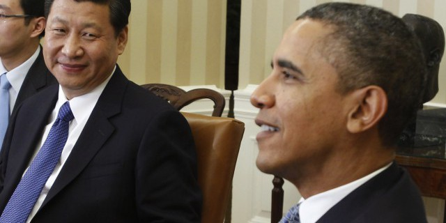 Китай: США тормозят