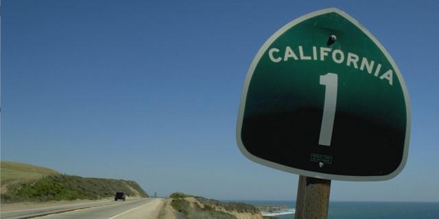 В Калифорнии живет