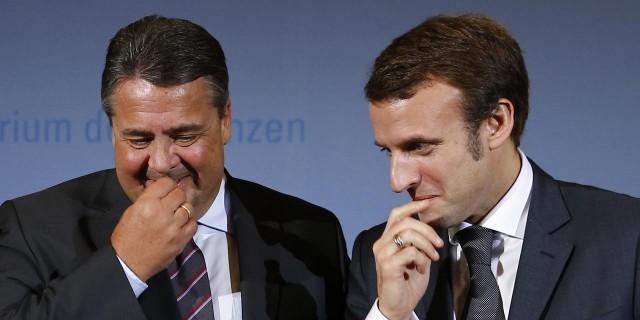 ФРГ и Франция хотят