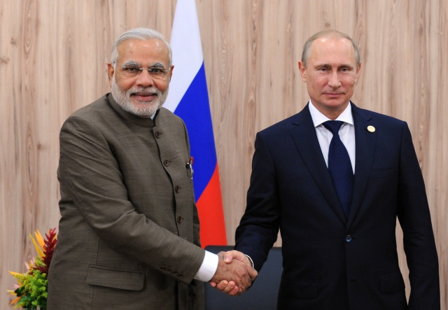 Россия и Индия:
