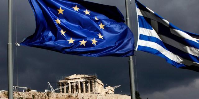Греция демонстрирует