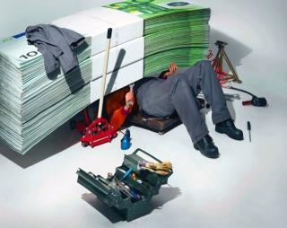 Долг банков перед ЦБ РФ