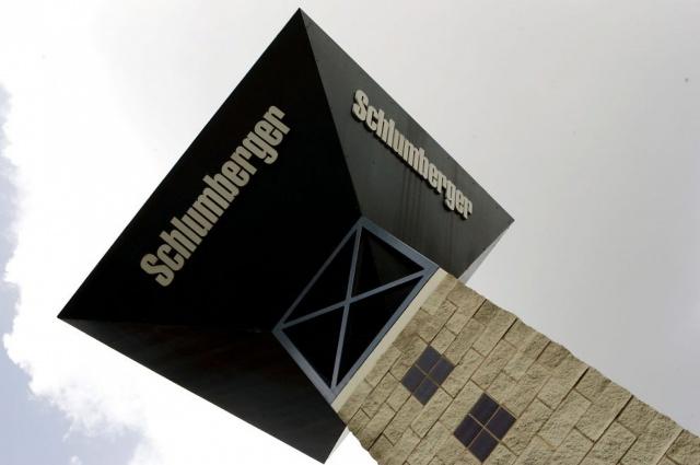 Schlumberger спишет