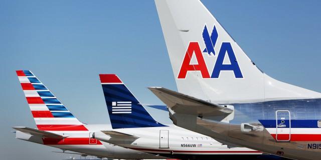 Прибыль авиакомпаний США