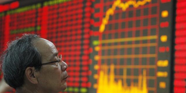 Оборот фондового рынка