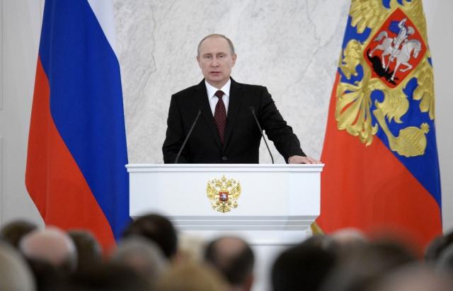 Путин: Россия верит в