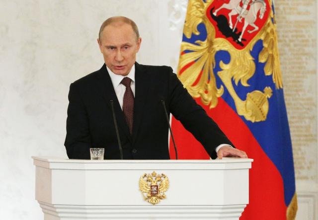 Путин: власти не