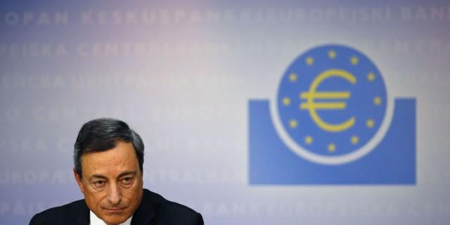 Драги: ЕЦБ вынужден