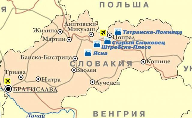 Россия поставит Словакии