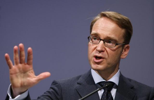 Вайдманн: ЕЦБ не должен