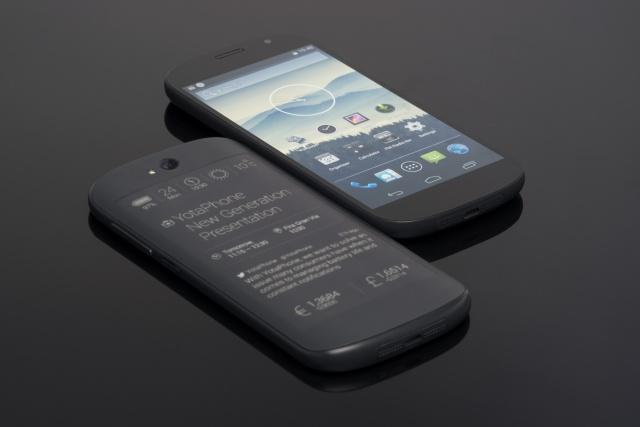 YotaPhone 2: