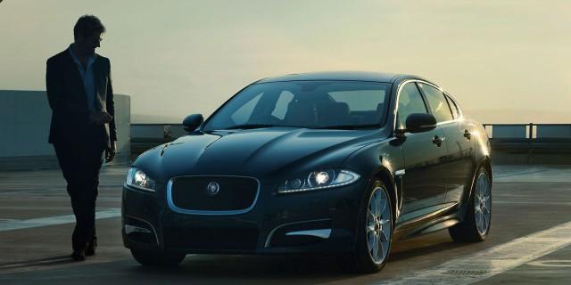 Ваш ключ к Jaguar XF с