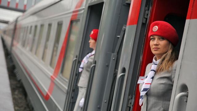 РЖД отменяют поезда на
