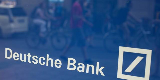 США обвиняют Deutsche