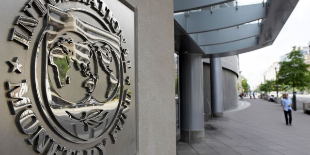 МВФ: Украине необходима