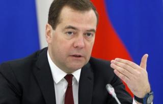 Медведев: за год мы