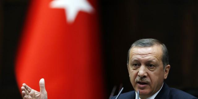 Эрдоган: новый
