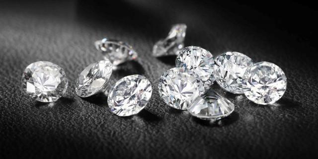 Предложение алмазов на