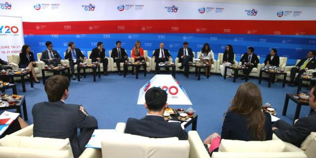 ОЭСР: темпы роста G20