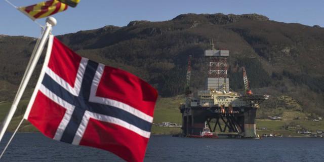 Банк Норвегии неожиданно