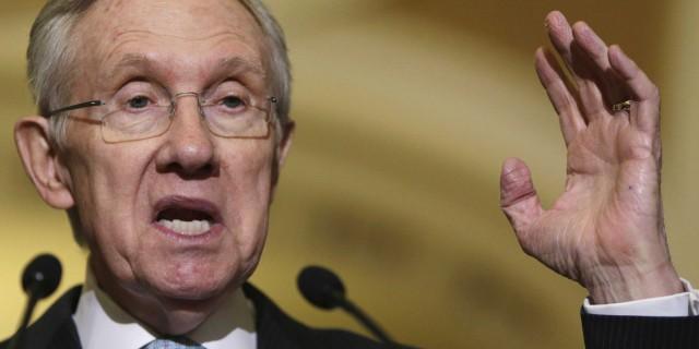 В Сенате США бурные