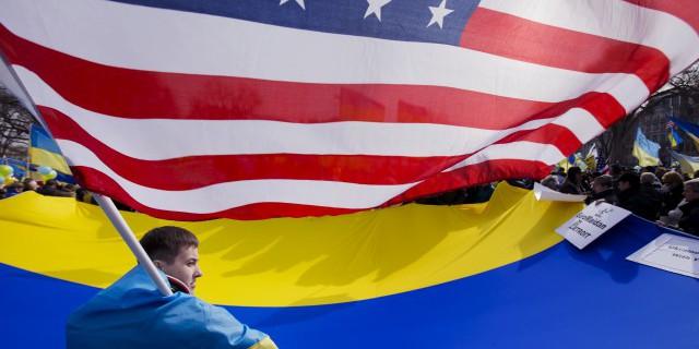 США выделили Киеву в 12