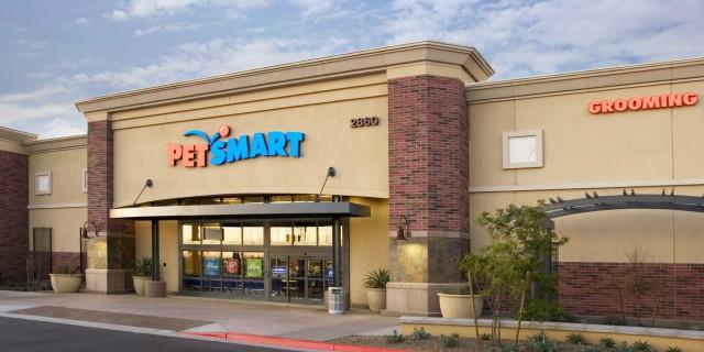 Зоомагазины PetSmart в