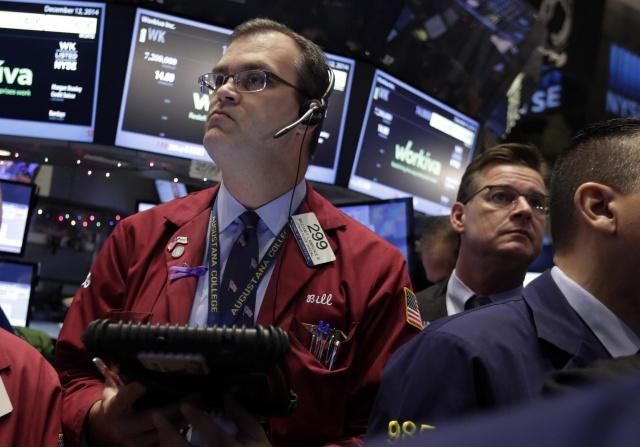 Западные рынки акций