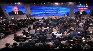 Путин: амнистия капитала