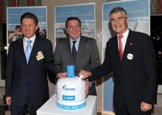 Сделка Газпрома и BASF