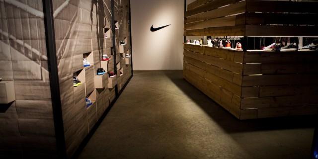 Чистая прибыль Nike
